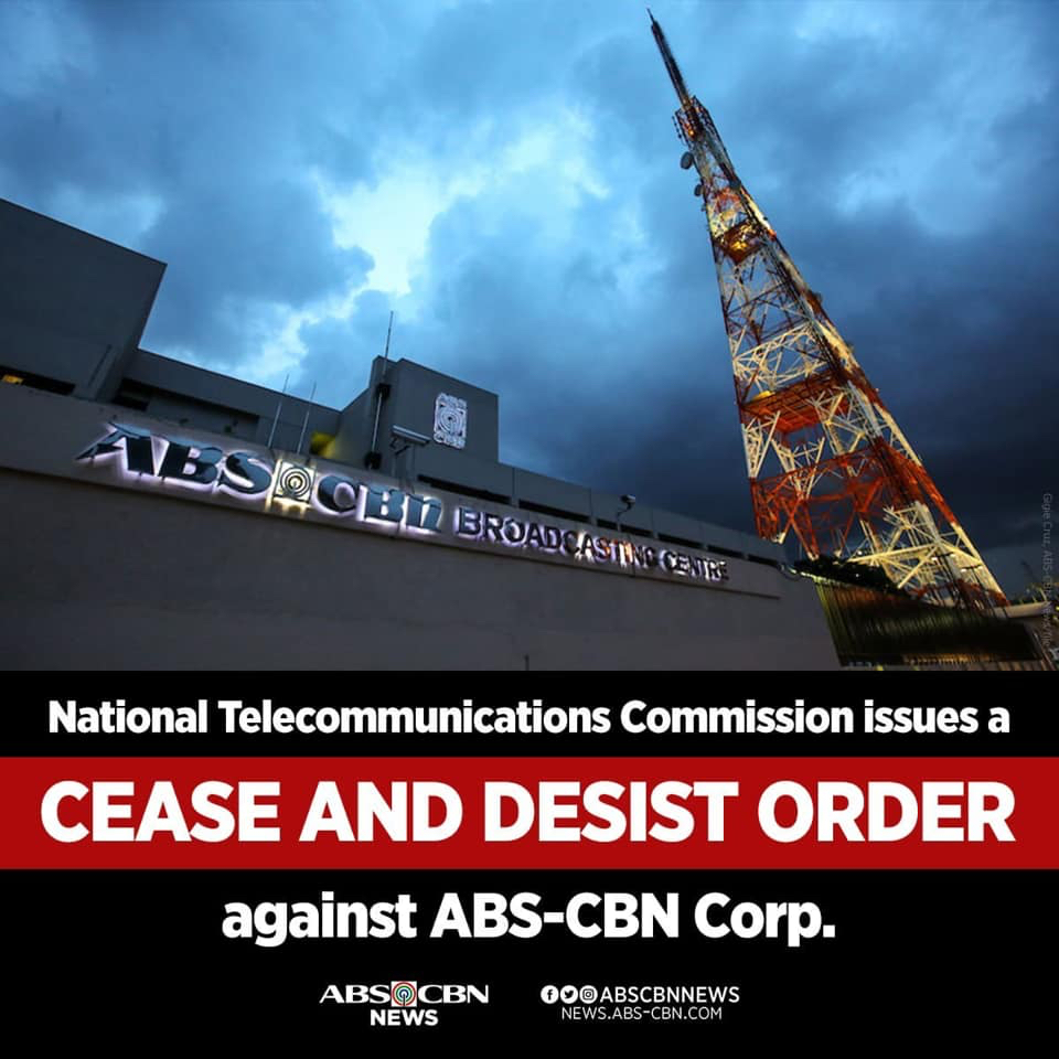 Duterte government shuts down public broadcaster